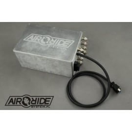 AirBOX mini 4way - box for 4 valves and pressure switch