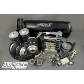 air-ride PRO kit VIP 4-way - VW Caddy 1 / Caddy 2