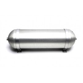 Air Tank  11L - aluminium brushed