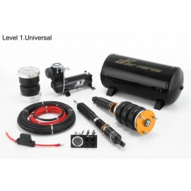 AirForce Suspension - Universal - Zestaw Manualny