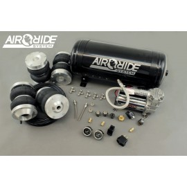 air-ride BASIC kit - Audi TT 8N Quattro  - 4WD