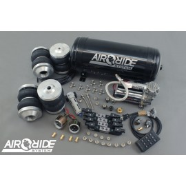 air-ride BEST PRICE kit VIP 4-way - BMW E30 with shocks