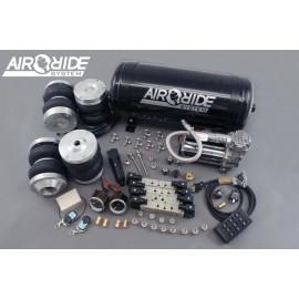 air-ride PRO kit VIP 4-way - VW Golf 2 / Jetta 2