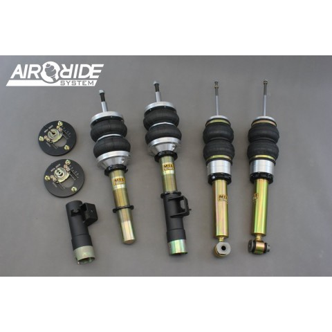 Air Struts and Bags - BMW E24 E28 with Camber Plates