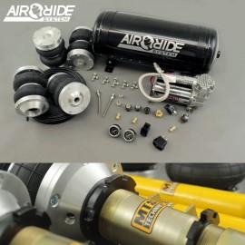 air-ride BASIC kit - Audi TT 8N Quattro  - 4WD with shocks