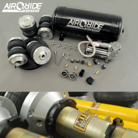 air-ride BASIC kit - VW Passat CC with shocks