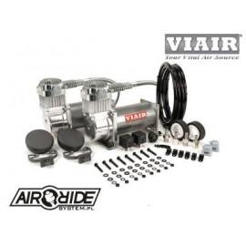 Compressors  VIAIR 380C Chrome - DUAL