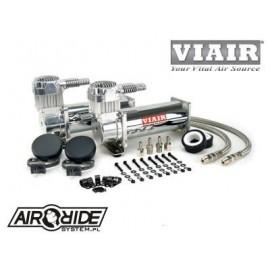 Compressors VIAIR 444C Chrome - DUAL