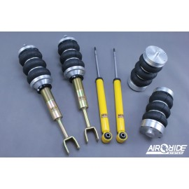 air-ride PRO kit VIP 4-way - Audi A6 C6 4F with shocks