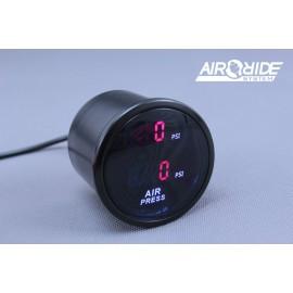 Digital DUAL BLACK manometer ARS